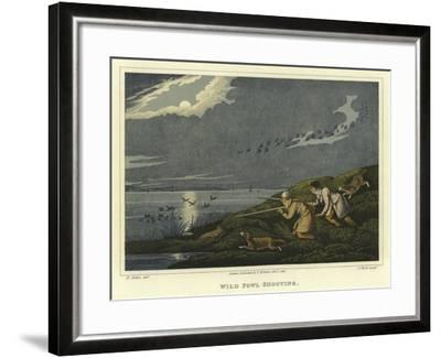Wild Fowl Shooting-Henry Thomas Alken-Framed Giclee Print