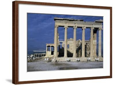 Caryatid--Framed Photographic Print