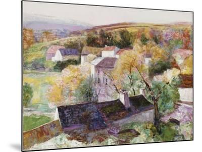 Landscape-Victor Charreton-Mounted Giclee Print