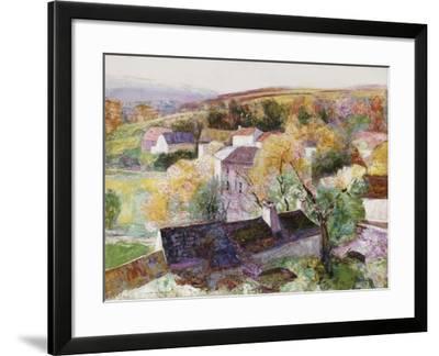 Landscape-Victor Charreton-Framed Giclee Print