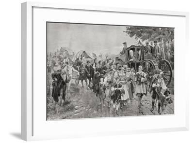 King Frederick William I of Prussia, 1920--Framed Giclee Print