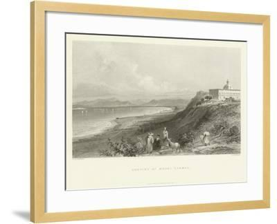 Convent of Mount Carmel, 1837--Framed Giclee Print