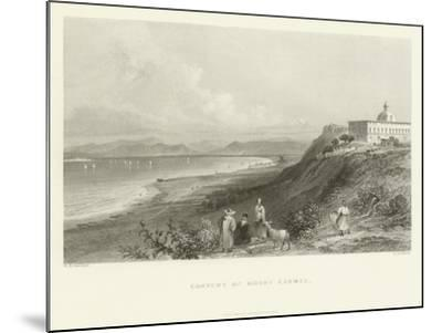 Convent of Mount Carmel, 1837--Mounted Giclee Print