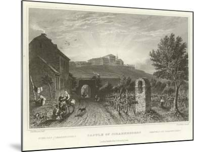 Castle of Johannesberg-William Tombleson-Mounted Giclee Print