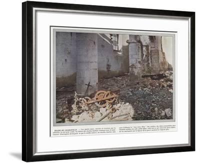 Eglise De Charleville-Jules Gervais-Courtellemont-Framed Photographic Print