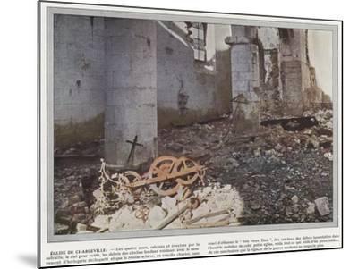 Eglise De Charleville-Jules Gervais-Courtellemont-Mounted Photographic Print