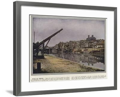 Quais De Verdun-Jules Gervais-Courtellemont-Framed Photographic Print