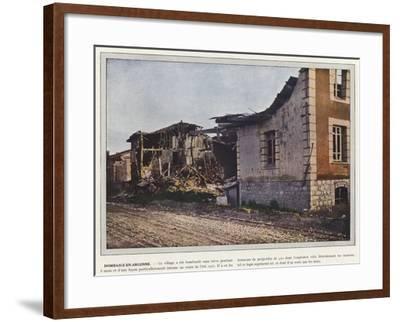Dombasle-En-Argonne-Jules Gervais-Courtellemont-Framed Photographic Print