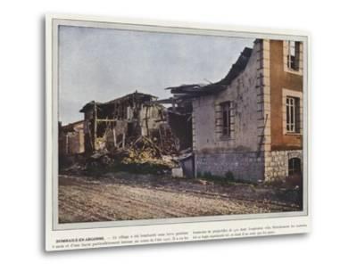 Dombasle-En-Argonne-Jules Gervais-Courtellemont-Metal Print