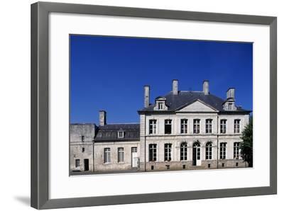 Facade, Chateau De Duisans--Framed Giclee Print