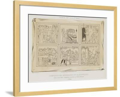 Historical and Allegorical Compositions--Framed Giclee Print