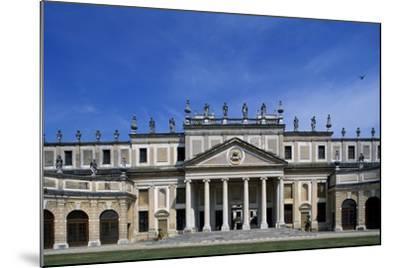 Villa Pisani, also known as La Nazionale--Mounted Giclee Print
