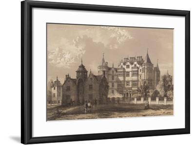 Westwood, Worcestershire-Frederick William Fairholt-Framed Giclee Print