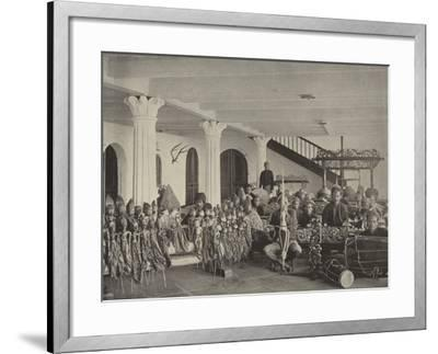 The Javanese Orchestra--Framed Photographic Print