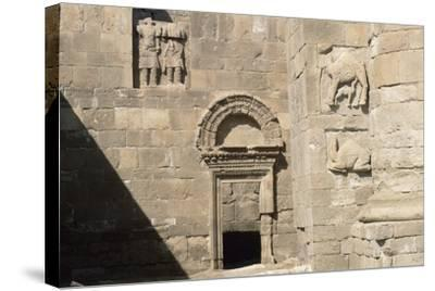 Temple of Allat, Hatra--Stretched Canvas Print