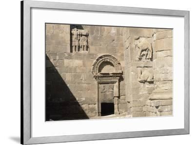 Temple of Allat, Hatra--Framed Photographic Print