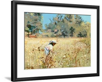 Looking for Butterflies, 1988-Gillian Furlong-Framed Giclee Print