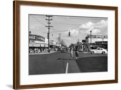 Allapattah Boulevard--Framed Photographic Print