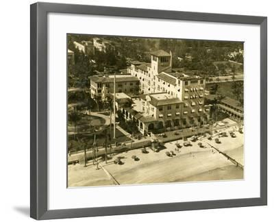 The Pancoast Hotel, Miami Beach, 1933--Framed Photographic Print