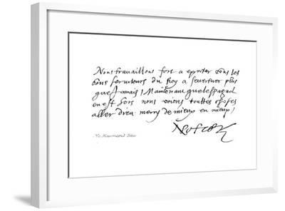 Nic Blancmesnil Potier--Framed Giclee Print