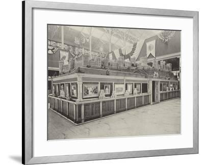 Windsor Castle Reproduced at Jackson Park--Framed Photographic Print