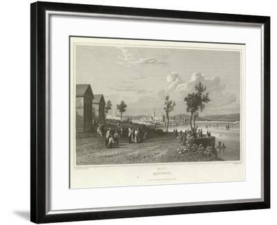 Mayence-William Tombleson-Framed Giclee Print