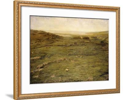 Paradise Valley-John La Farge-Framed Giclee Print