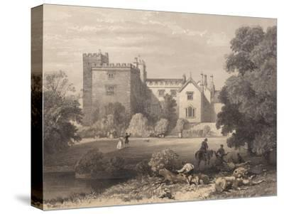 Sizergh Hall, Westmoreland-Frederick William Hulme-Stretched Canvas Print