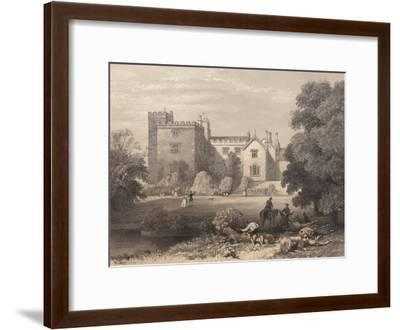 Sizergh Hall, Westmoreland-Frederick William Hulme-Framed Giclee Print