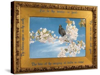 A Voice of Joy and Gladness-John Samuel Raven-Stretched Canvas Print