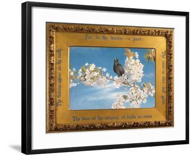 A Voice of Joy and Gladness-John Samuel Raven-Framed Giclee Print