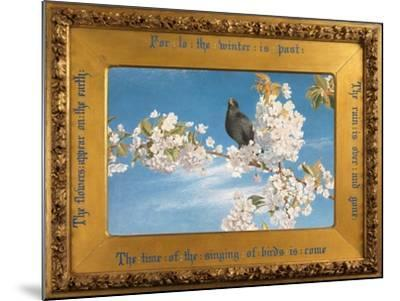 A Voice of Joy and Gladness-John Samuel Raven-Mounted Giclee Print