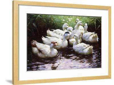 Ashore-Alexander Koester-Framed Giclee Print