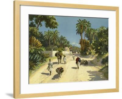 Tripoli, Libya, Africa--Framed Giclee Print