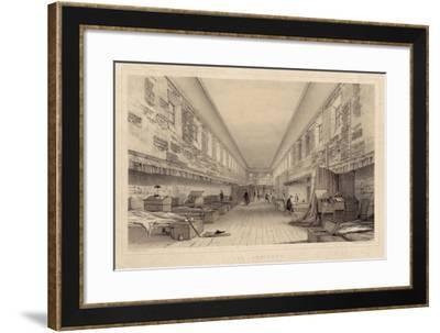 The Dormitory, Westminster School--Framed Giclee Print