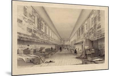 The Dormitory, Westminster School--Mounted Giclee Print