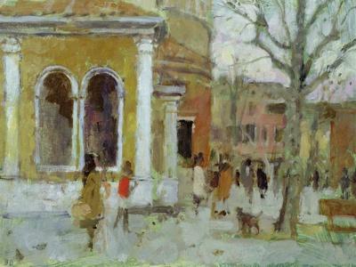 Campo S. Giacomo Dell'Orio I-Bernard Dunstan-Framed Giclee Print