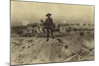 Siege of Mafeking, 1900-Henri-Louis Dupray-Mounted Giclee Print
