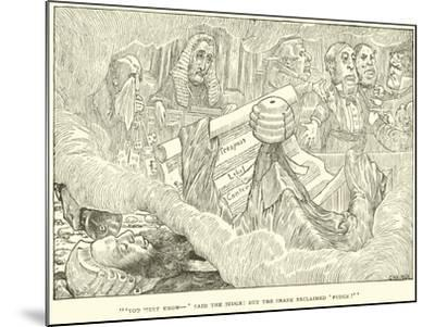 The Hunting of the Snark-Henry Holiday-Mounted Giclee Print