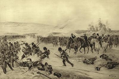 Battle of Alma, 1854-Henri-Louis Dupray-Framed Giclee Print