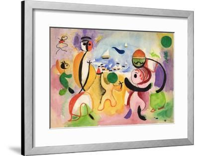 Untitled-Anneliese Everts-Framed Giclee Print