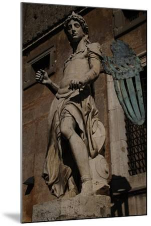 Archangel Michael, 1544-Raffaello da Montelupo-Mounted Giclee Print