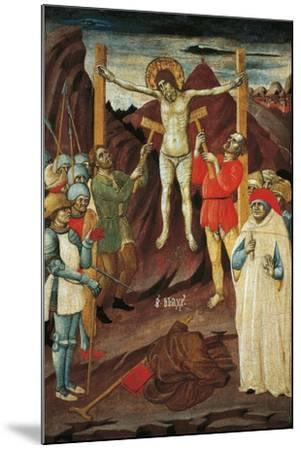 Martyrdom of St Biagio-Giovanni Antonio da Pesaro-Mounted Giclee Print