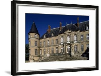 View of Chateau De Craon, 1720-1732-Germain Boffrand-Framed Giclee Print