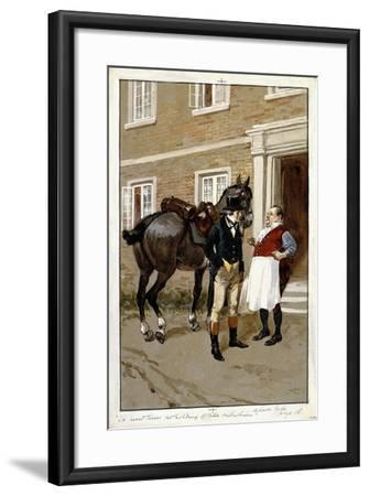 I'Ve Heard There's No Holding of These Methodisses-Gordon Frederick Browne-Framed Giclee Print