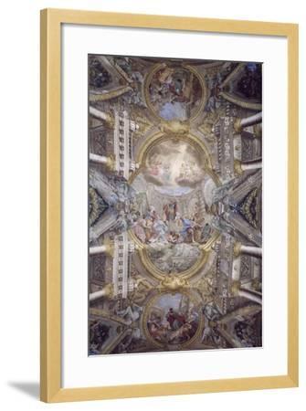 St Paul's Deeds in Areopagus-Giuseppe Maria Rolli-Framed Giclee Print