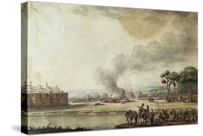 Battle of Piacenza, June 20, 1799-Alexander Sanquirico-Stretched Canvas Print