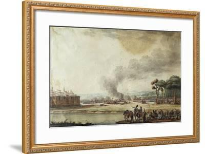 Battle of Piacenza, June 20, 1799-Alexander Sanquirico-Framed Giclee Print