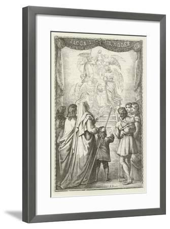 Illustration for the Pilgrim's Progress--Framed Giclee Print