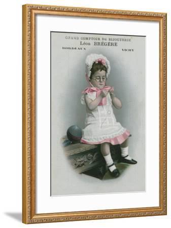 Grand Comptoir De Bijouterie, Leon Bregere, Bordeaux, Vichy--Framed Giclee Print